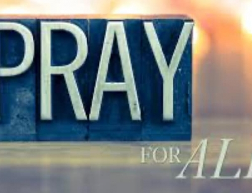 Pray for ALL