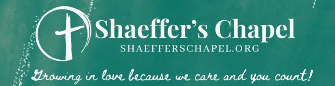 Shaeffers Chapel United Methodist Church Logo